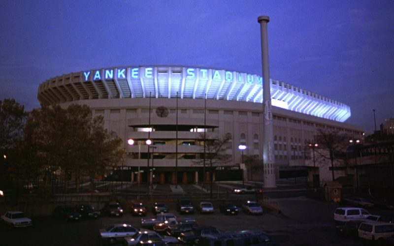 Yankee Stadium in Seinfeld Season 6 Episode 19 The Jimmy (2)