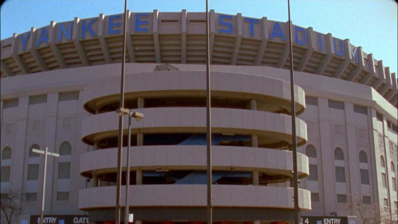 Yankee Stadium in Seinfeld Season 6 Episode 9 The Secretary (1)