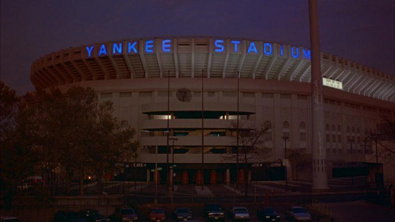 Yankee Stadium in Seinfeld Season 6 Episode 9 The Secretary (2)