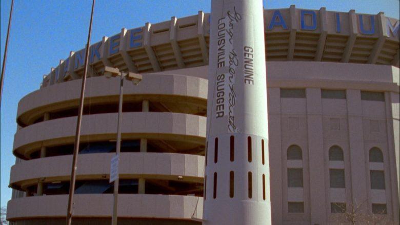 Yankee Stadium in Seinfeld Season 6 Episode 9 The Secretary (3)