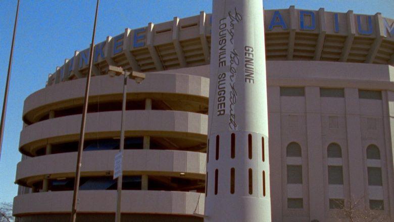 Yankee Stadium in Seinfeld Season 7 Episode 12 The Caddy (1)