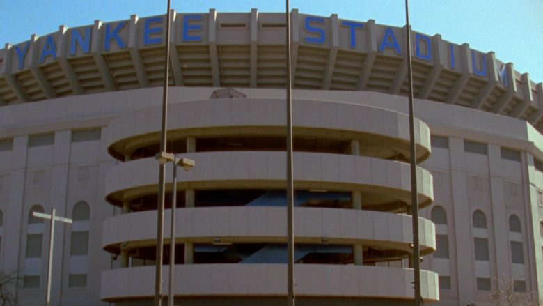 Yankee Stadium in Seinfeld Season 7 Episode 20 The Calzone