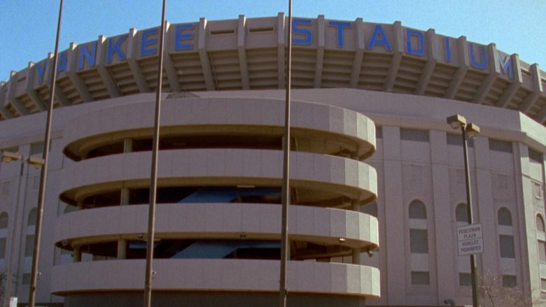 Yankee Stadium in Seinfeld Season 7 Episode 21-22 The Bottle Deposit