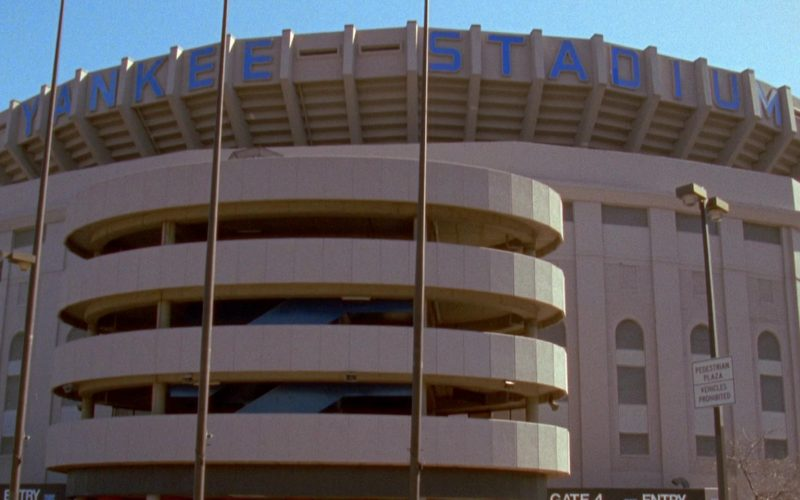 Yankee Stadium in Seinfeld Season 7 Episode 4 The Wink (1)