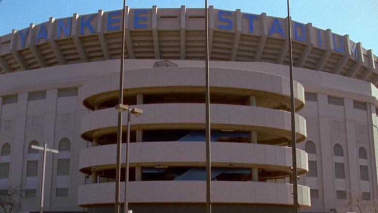 Yankee Stadium in Seinfeld Season 7 Episode 5 The Hot Tub