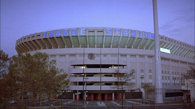Yankee Stadium in Seinfeld Season 8 Episode 13 The Comeback