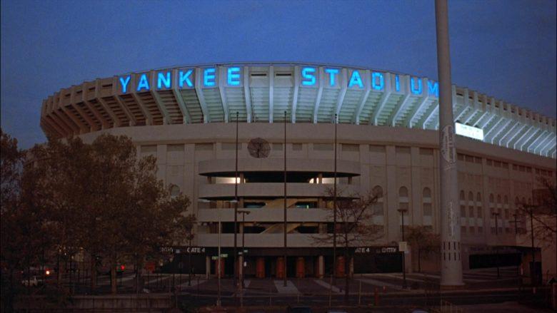 Yankee Stadium in Seinfeld Season 8 Episode 5 The Package (1)