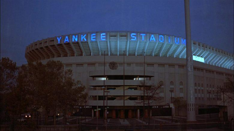 Yankee Stadium in Seinfeld Season 8 Episode 7 The Checks
