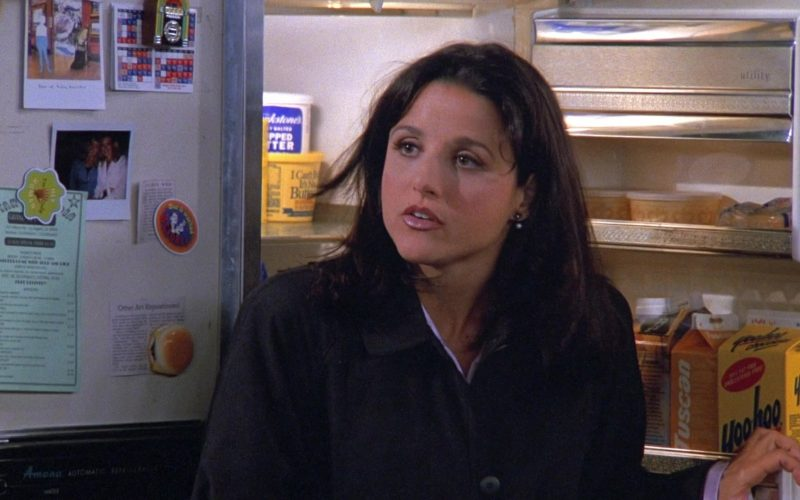Yoo-Hoo Chocolate Drink in Seinfeld Season 9 Episode 2 The Voice (1)