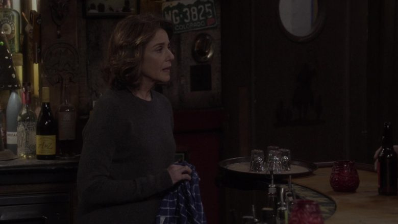 A to Z Wine Bottle in The Ranch Season 4 Episode 16 (2020)