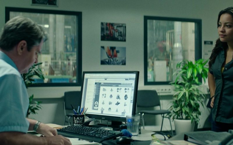 Acer Monitor in Terminator Dark Fate (2019)