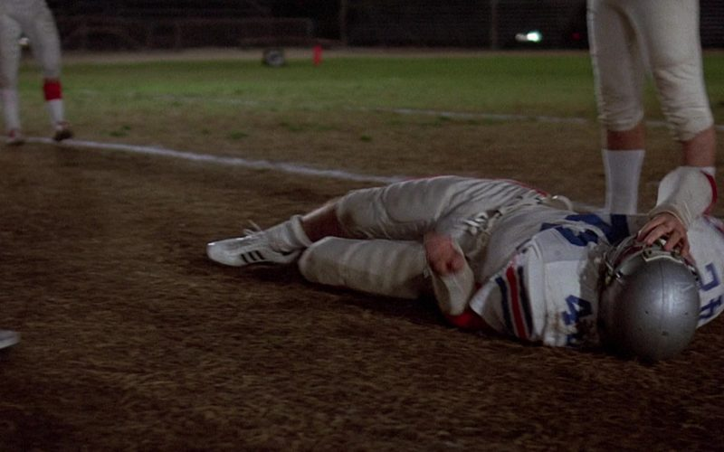 Adidas Football Boots in Fast Times at Ridgemont High (1982)