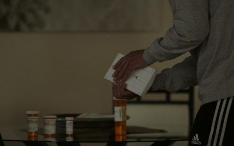 Adidas Pants For Men in Power Season 6 Episode 12 He Always Wins (1)