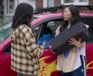 Adidas Pants Worn by Awkwafina in Awkwafina Is Nora from Queens Season 1 Episode 6 Vagarina (1)