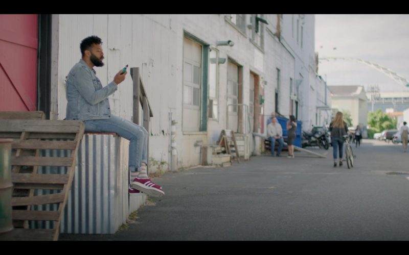 Adidas Shoes Worn by Ian Owens as Amadi in Shrill Season 2 Episode 8 (2020)