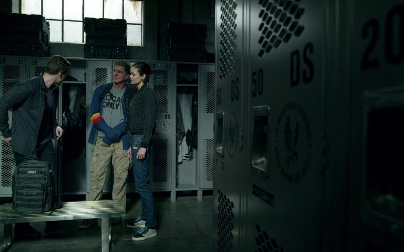 Adidas Shoes Worn by Lina Esco as Chris Alonso in S.W.A.T. Season 3 Episode 13