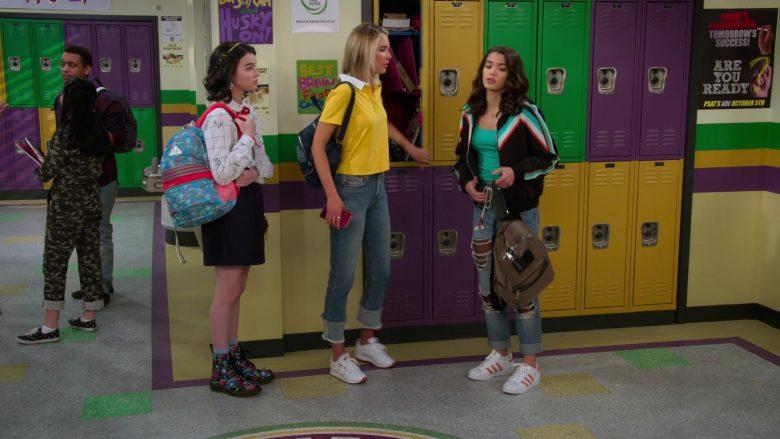 Adidas Shoes Worn by Paris Berelc in Alexa & Katie Season 3 Episode 7 It's Just… Weird (1)