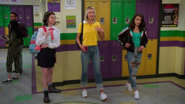 Adidas Shoes Worn by Paris Berelc in Alexa & Katie Season 3 Episode 7 It's Just… Weird (2)