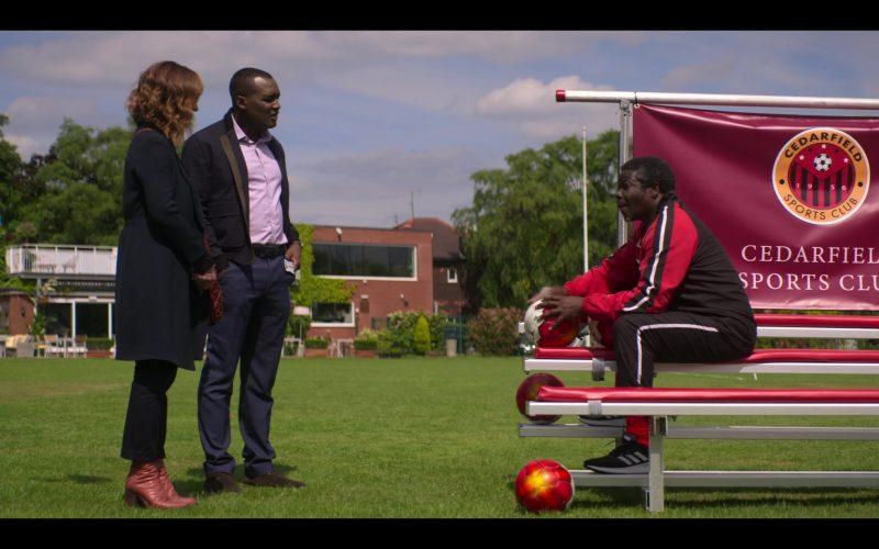 Adidas Sneakers For Men in The Stranger Episode 5 (2020)