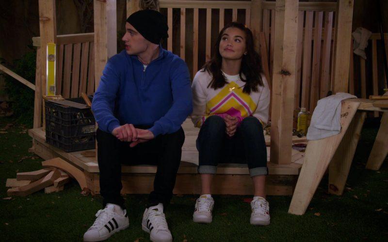 Adidas Sneakers Worn by Gunner Burkhardt as Spencer in Alexa & Katie Season 3 Episode 7 It's Just… Weird (1)