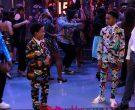 Adidas Sneakers Worn by Isaiah Russell-Bailey as Shaka McKel...