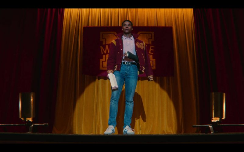Adidas Sneakers Worn by Kedar Williams-Stirling as Jackson Marchetti in Sex Education Season 2 Episode 3 (2020)