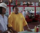 Adidas T-Shirt in Yellow Worn by Kenan Thompson as Dexter Reed in Good Burger (4)