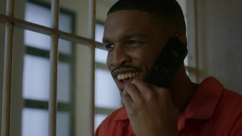 Alcatel One Touch Mobile Phone in Power Season 6 Episode 13 It's All Your Fault (2020)
