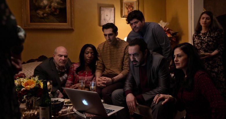 Apple MacBook Air Laptop in Little America Season 1 Episode 7 The Rock (3)