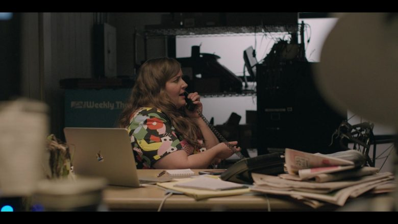 Apple MacBook Laptop Computer Used by Aidy Bryant as Annie Easton in Shrill Season 2 Episode 4 (1)