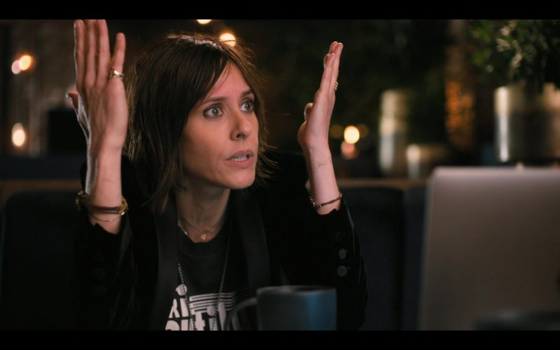 Apple MacBook Laptop Used by Katherine Moennig as Shane McCutcheon in The L Word Generation Q Season 1 Episode 7 Lose It All (2020