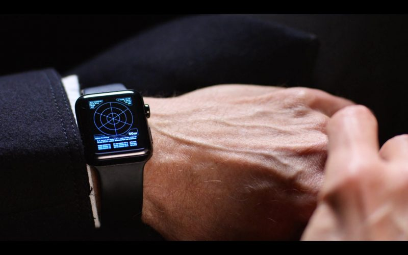 Apple Watch Worn by J. C. MacKenzie as Fred Allen in October Faction Season 1 Episode 4 Soirees of Future Past (2020)