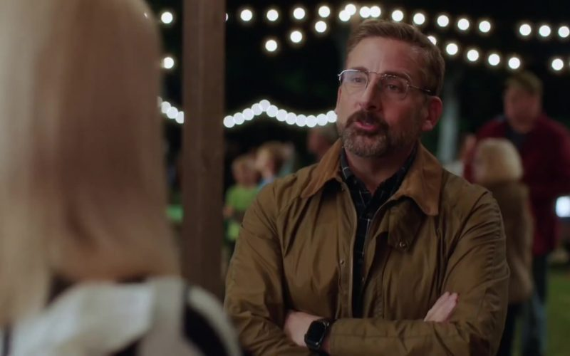 Apple Watch Worn by Steve Carell in Irresistible (2020)