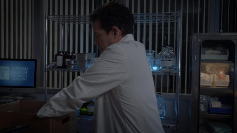 Apple iMac Computer Used by Rey Lucas as Dr. Matthews in Manifest Season 2 Episode 4 (2020) TV Show