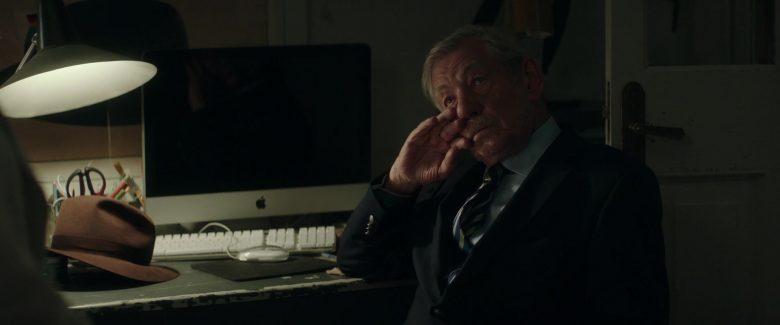 Apple iMac Computer Used by Ian McKellen in The Good Liar (2019) Movie