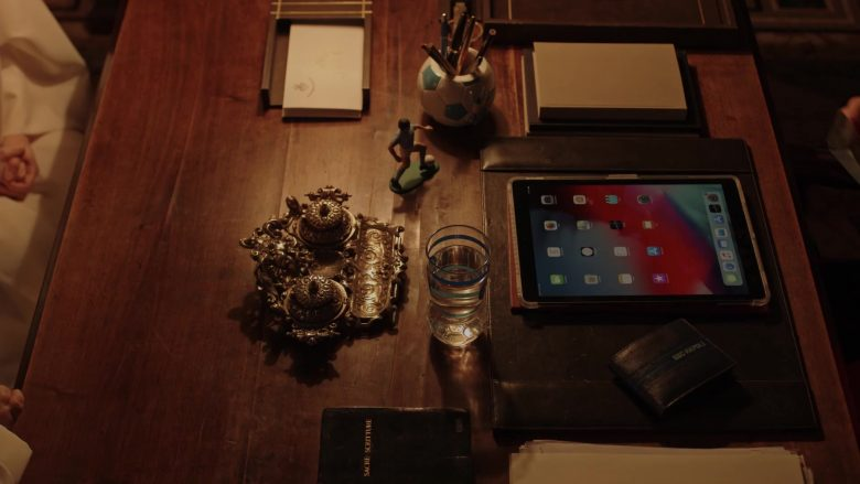 Apple iPad Tablet in The New Pope Season 1 Episode 4 (2020) TV Show