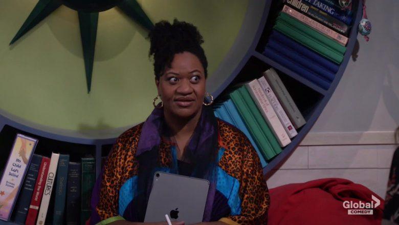 Apple iPad Tablet in Will & Grace Season 8 Episode 11 Bathroom Humor (2020)