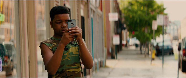 Apple iPhone Smartphone Used by Elijah M. Cooper in Line of Duty (1)