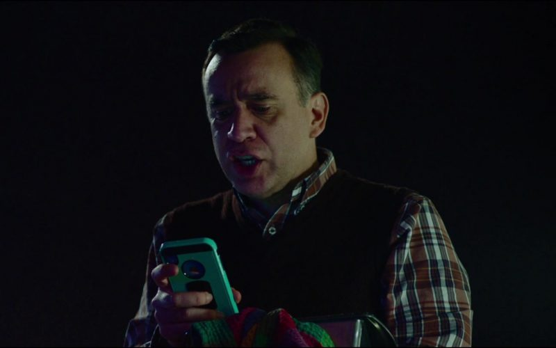 Apple iPhone Smartphone Used by Fred Armisen in Jay and Silent Bob Reboot (2019)