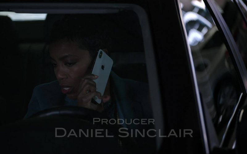 Apple iPhone Smartphone in Chicago Med Season 5 Episode 11 The Ground Shifts Beneath Us (2020)