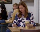 Apple iPhone Smartphone in Curb Your Enthusiasm Season 10 Ep...