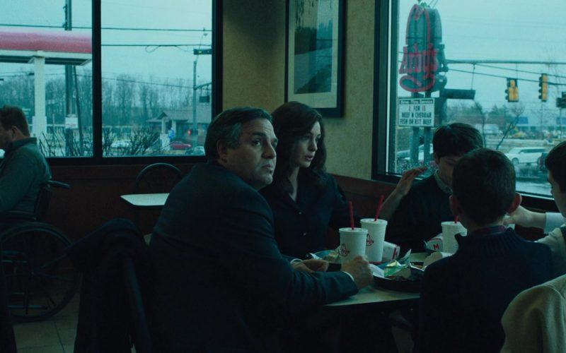 Arby's Fast Food Sandwich Restaurant in Dark Waters (2019)