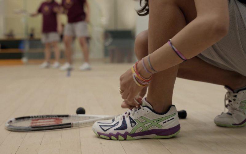 Asics Sneakers Worn by Jearnest Corchado as Marisol Rosado in Little America Season 1 Episode 2 The Jaguar (1)