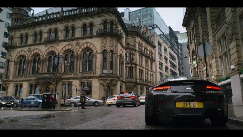 Aston Martin Sports Car in The Stranger Episode 6 (2020)