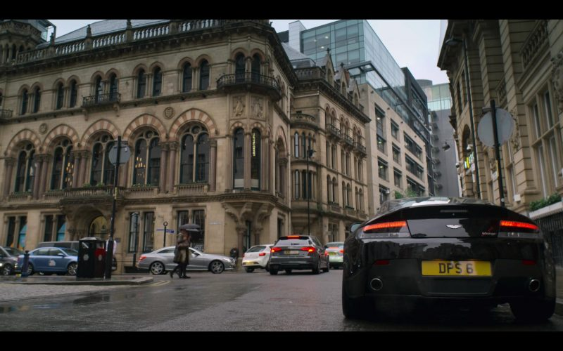 Aston Martin Sports Car in The Stranger Episode 6 (2020)