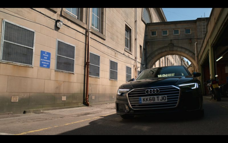 Audi A6 Car Used by Siobhan Finneran as DS Johanna Griffin in The Stranger Episode 6