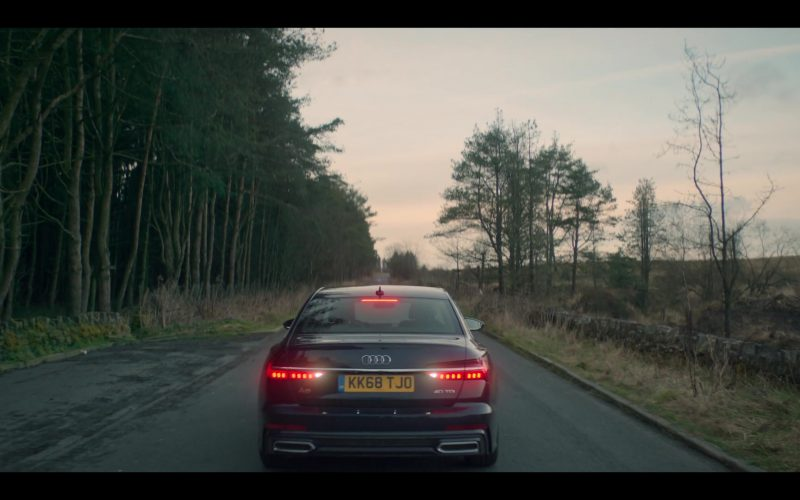 Audi A6 Car in The Stranger Episode 1 (2)