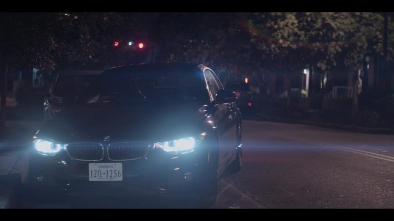 "BMW 4 Series Convertible Black Car Driven by Michelle Monaghan as Eva Geller in Messiah Season 1 Episode 1 ""He That Hath an Ear"" (2020) TV Show"