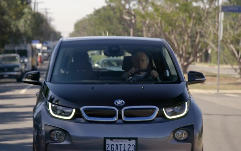 BMW i3 Car Used by Larry David in Curb Your Enthusiasm Season 10 Episode 1 Happy New Year 2020 TV Series (3)