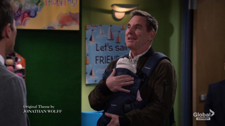 Babybjorn Baby Carrier in Will & Grace Season 11 Episode 8 (2020) TV Show